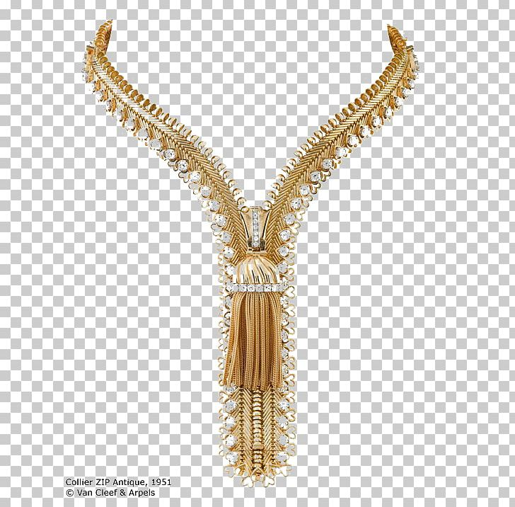 Necklace Gold Zipper Jewellery Van Cleef & Arpels PNG, Clipart, Alamy, Amp, Bracelet, Chain, Diamond Free PNG Download