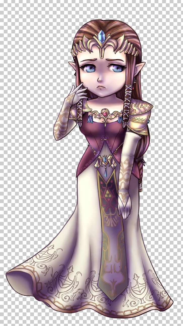 The Legend Of Zelda Twilight Princess Princess Zelda Link