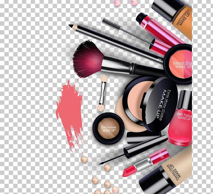 Cosmetics Photography Png Clipart Background Beauty Beauty Parlour Brand Brush Free Png Download