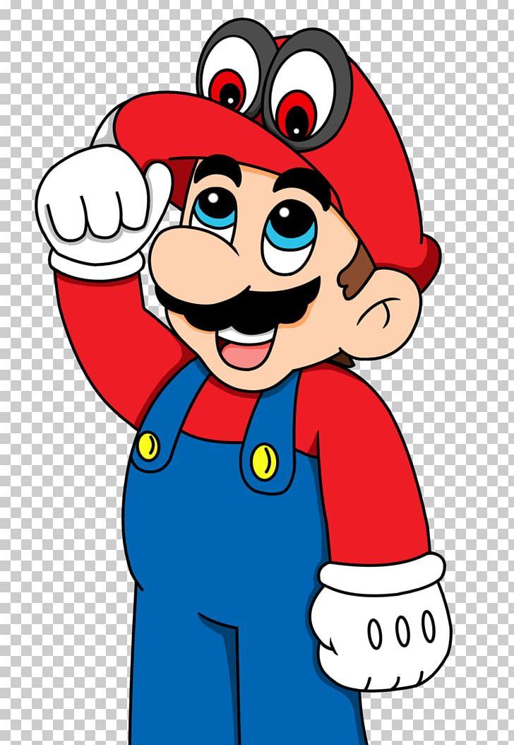 Super Mario Odyssey Mario Bros  Luigi Super Mario Run Drawing PNG
