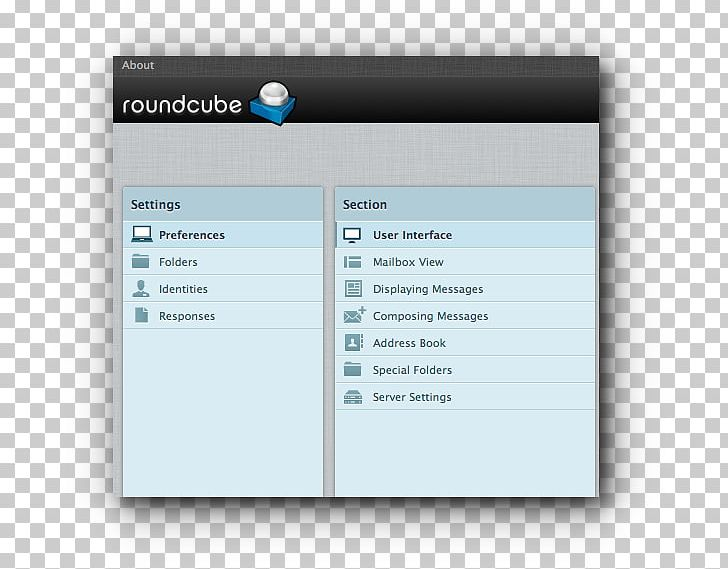 Roundcube Webmail Email Password User PNG, Clipart, Brand