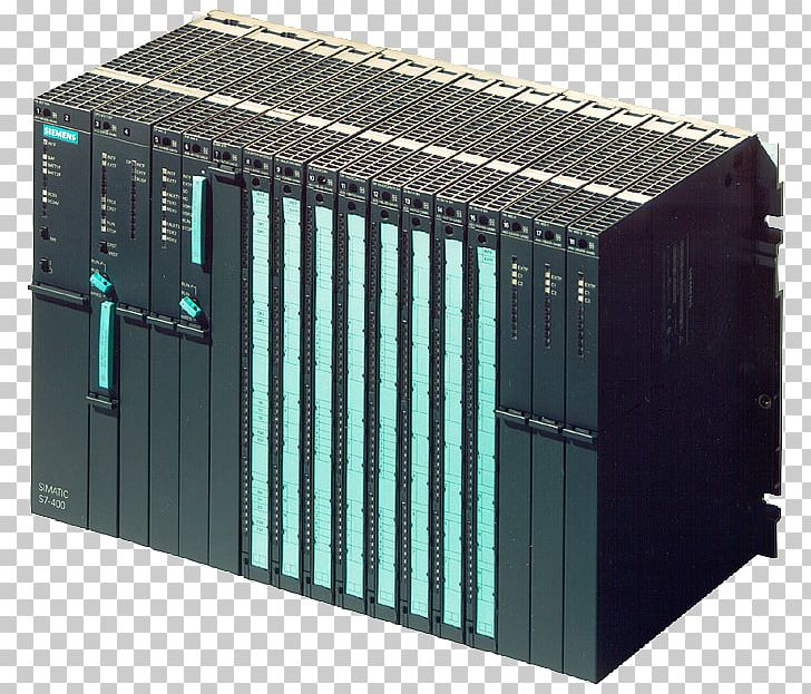 Simatic S5 PLC Siemens Simatic S7-400 Simatic Step 7 PNG