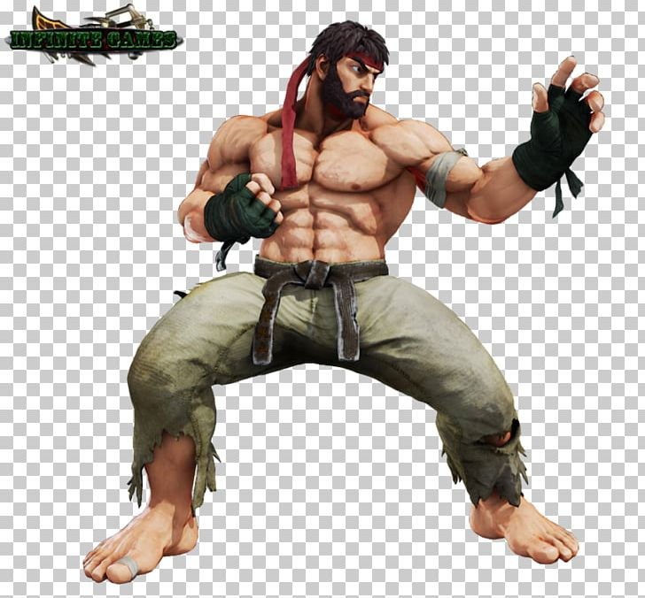 Street Fighter V Ryu Rendering Ibuki Video Game Png Clipart 3d Computer Graphics 3d Rendering Action