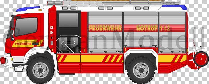 Fire Engine Hilfeleistungslöschgruppenfahrzeug Vehicle Fire