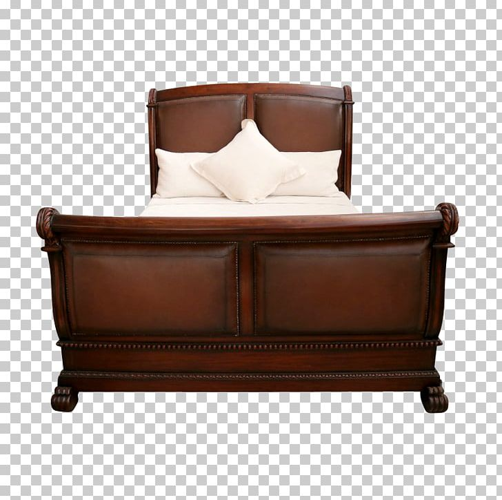 Bed Frame Couch Sleigh Bed Furniture PNG, Clipart, Bed, Bed Frame, Bedroom, Brown, Chair Free PNG Download