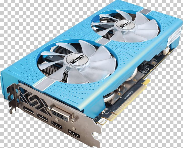 Graphics Cards & Video Adapters AMD Radeon RX 580 AMD