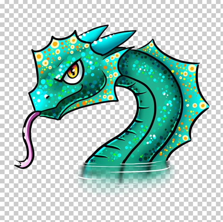 Seahorse Illustration PNG, Clipart, Aqua, Dragon, Fictional Character, Fish, Mythical Creature Free PNG Download