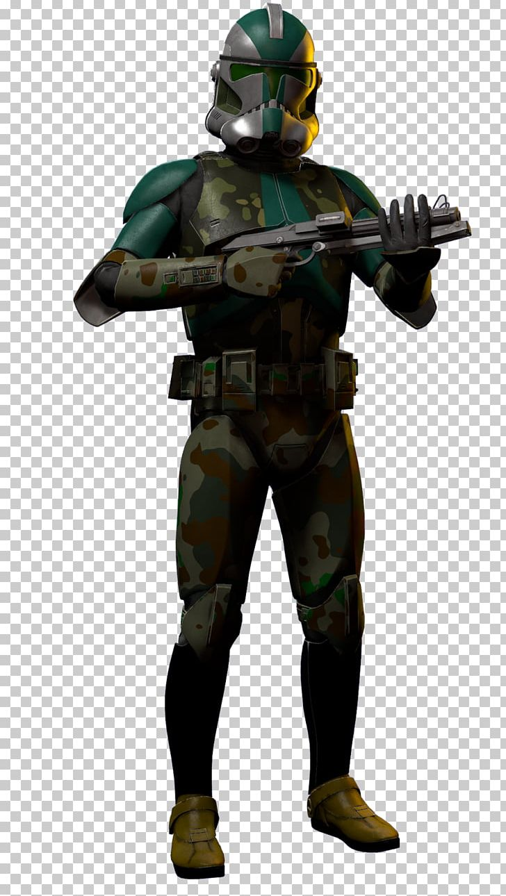 Clone Trooper Stormtrooper Clone Commander Gree Star Wars
