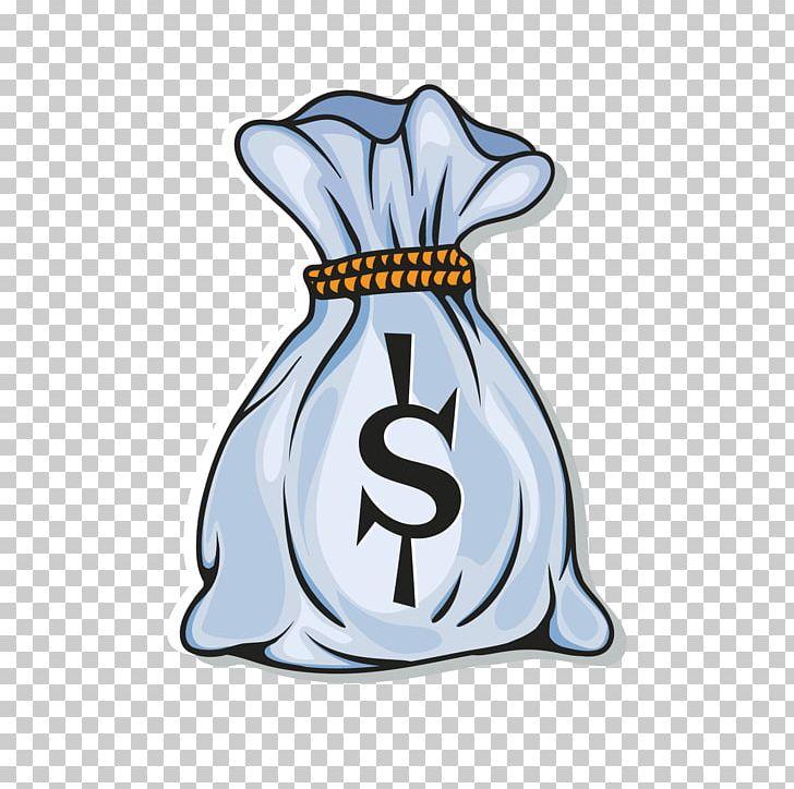 Money Bag Euclidean PNG, Clipart, Bags, Bag Vector, Bird, Blue, Cash Free PNG Download