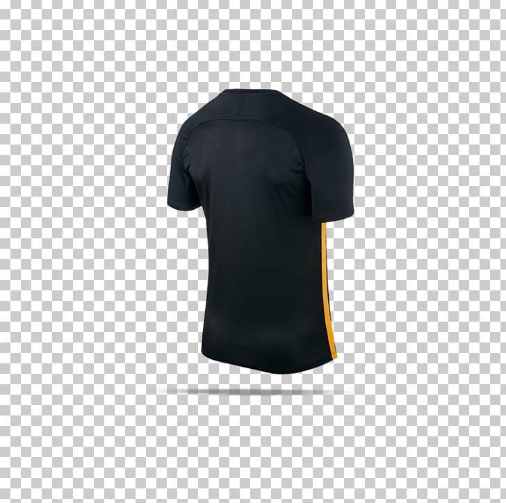 T-shirt Shoulder Sleeve PNG, Clipart, Active Shirt, Black, Black M, Clothing, Neck Free PNG Download