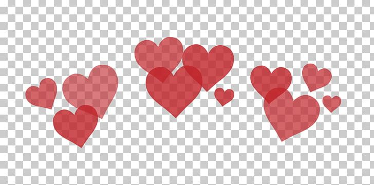 Heart PicsArt Photo Studio Photographic Filter PNG, Clipart
