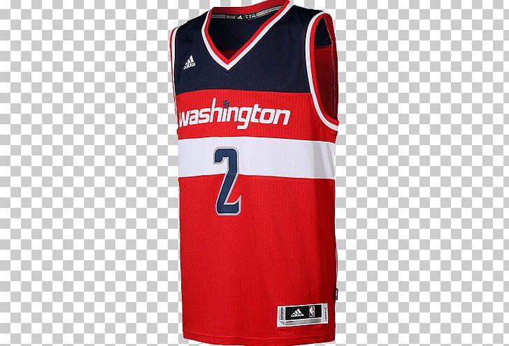 huge selection of 083f3 10c31 Washington Wizards NBA T-shirt Jersey Nike PNG, Clipart ...