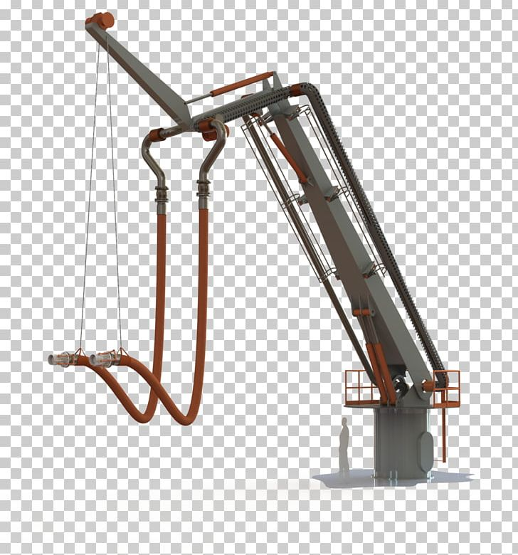 Marine Loading Arm Ship Engineering Bunkering PNG, Clipart