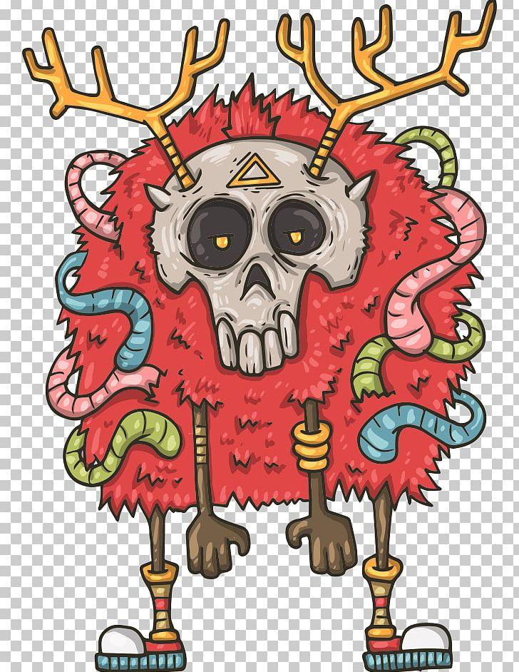 Skull Cartoon Illustration PNG, Clipart, Art, Balloon Cartoon, Boy Cartoon, Cartoon Alien, Cartoon Character Free PNG Download