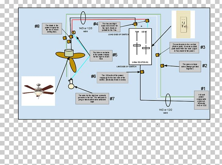 light ceiling fans latching relay electrical switches wiring
