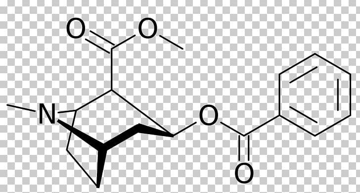 Cocaine Alkaloid Drug Chemical Compound Erythroxylum Coca PNG
