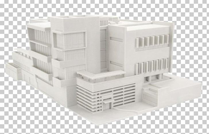 Architectural Model Architecture Building 3D Printing PNG
