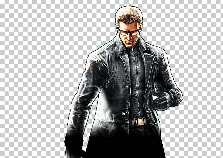 Resident Evil 5 Resident Evil The Umbrella Chronicles Albert Wesker Resident Evil 7 Biohazard Png Clipart