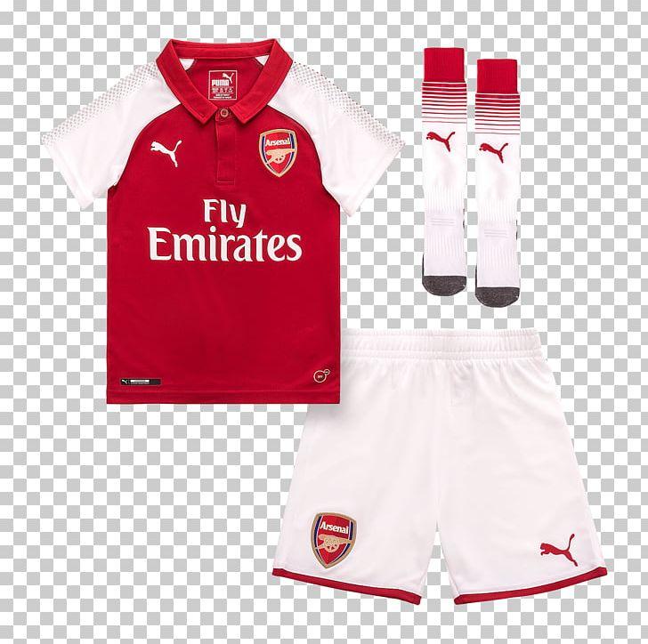 sale retailer 41010 2d4d4 Arsenal F.C. Premier League UEFA Champions League Kit Jersey ...