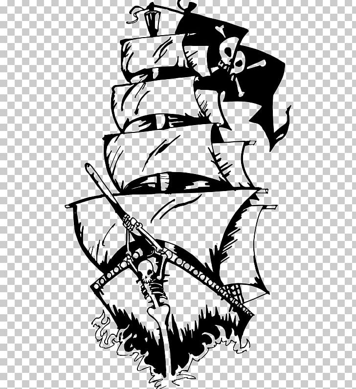 Drawing Piracy Art PNG, Clipart, Artwork, Black And White, Branch, Craft, Drawing Free PNG Download