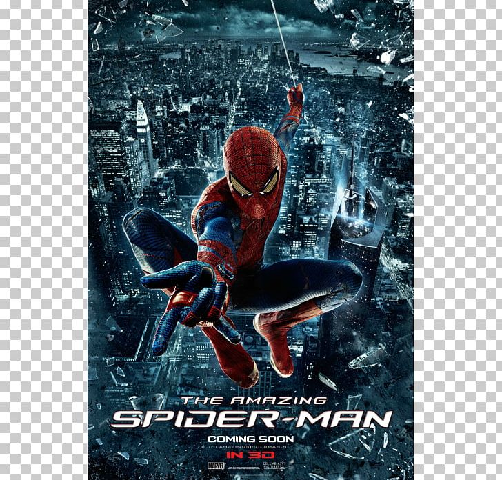 The Amazing Spider-Man Film Poster Superhero Movie PNG, Clipart, Action Figure, Advertising, Amazing Spiderman, Amazing Spiderman 2, Andrew Garfield Free PNG Download