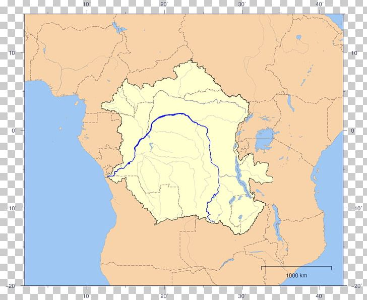 Map Of Africa Congo River.Uele River Boyoma Falls Congo River Nile Png Clipart Africa Area