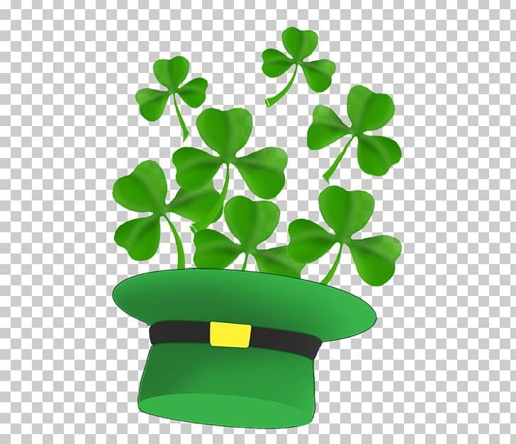Saint Patricks Day Shamrock Leprechaun PNG, Clipart, Clip Art, Clover, Flowerpot, Fourleaf Clover, Free Download Free PNG Download