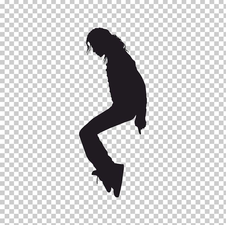 Silhouette Moonwalk The Best Of Michael Jackson Thriller PNG
