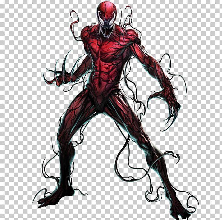 Spider Man And Venom Maximum Carnage Eddie Brock Png Clipart