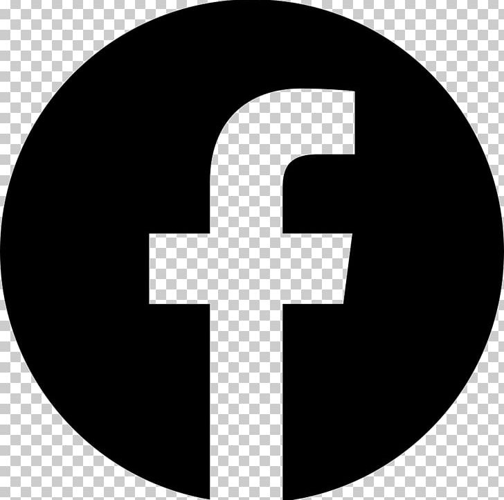 Facebook Computer Icons Logo Social Media PNG, Clipart, Black And White, Brand, Circle, Circular, Computer Icons Free PNG Download