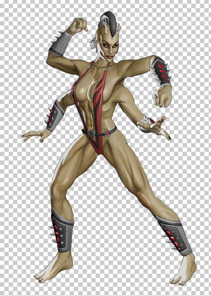 Mortal Kombat 3 Sheeva Goro Sindel Png Clipart Action Figure