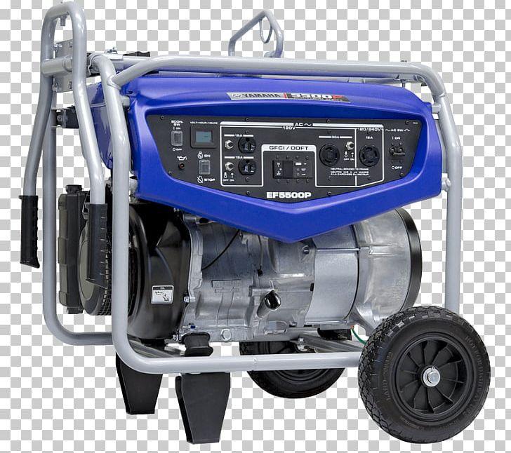 Electric Generator Yamaha Motor Company Yamaha EF2000iS 2000