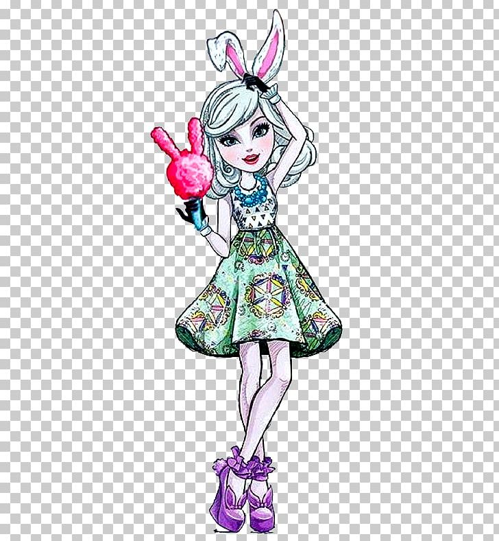 Ever After High Royal Bunny Lapin Doll Ever After High Royal