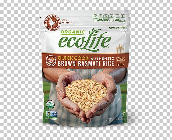 Organic Food Basmati Brown Rice Indian Cuisine PNG, Clipart,  Free PNG Download