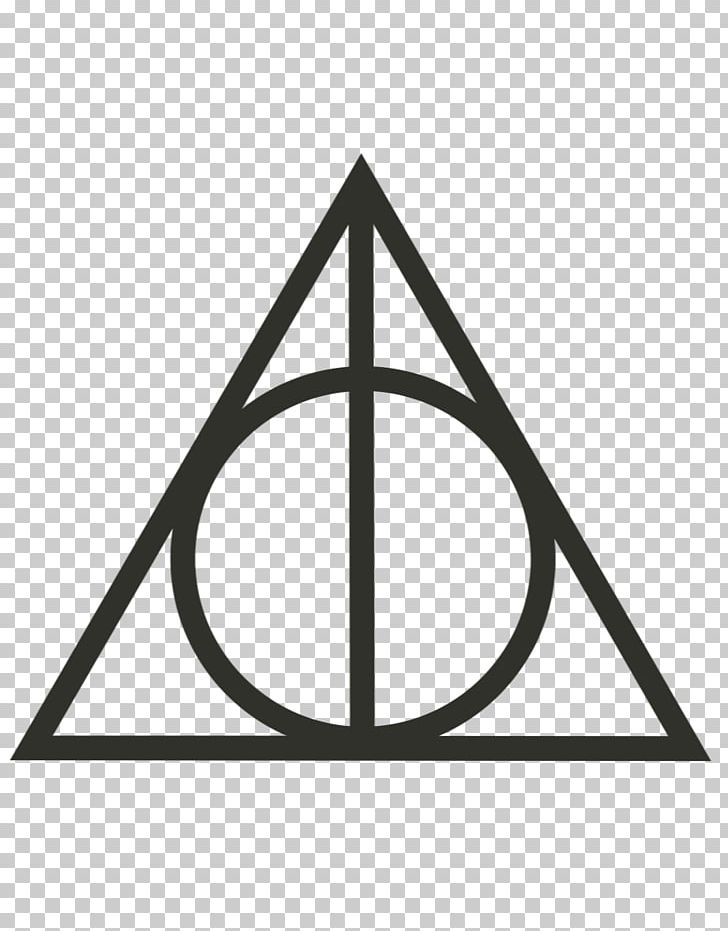 Harry Potter And The Deathly Hallows Harry Potter (Literary Series) Fictional Universe Of Harry Potter Symbol PNG, Clipart, Analytics, Angle, Area, Circle, Comic Free PNG Download