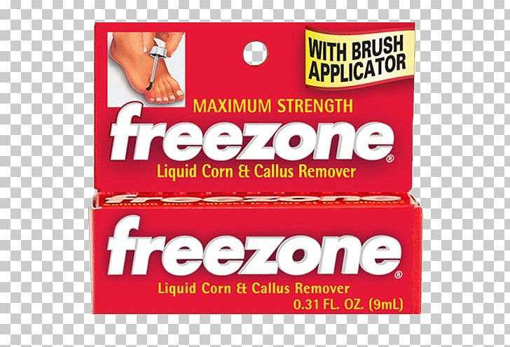 ff62bfcb93 Callus Corn Remover Salicylic Acid Plantar Wart PNG, Clipart, Advertising,  Area, Banner, Brand, Brush Free PNG Download