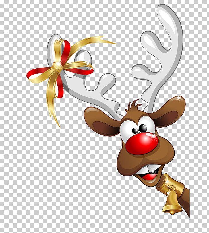 Christmas Humor Clip Art.Santa Claus Christmas Humour Png Clipart Antler Cartoon