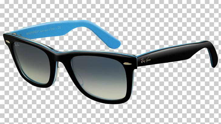 Ray-Ban Wayfarer Ray-Ban Original Wayfarer Classic Sunglasses Ray-Ban New Wayfarer Classic PNG, Clipart, Blue, Glasses, Oakley Inc, Plastic, Rayban Free PNG Download