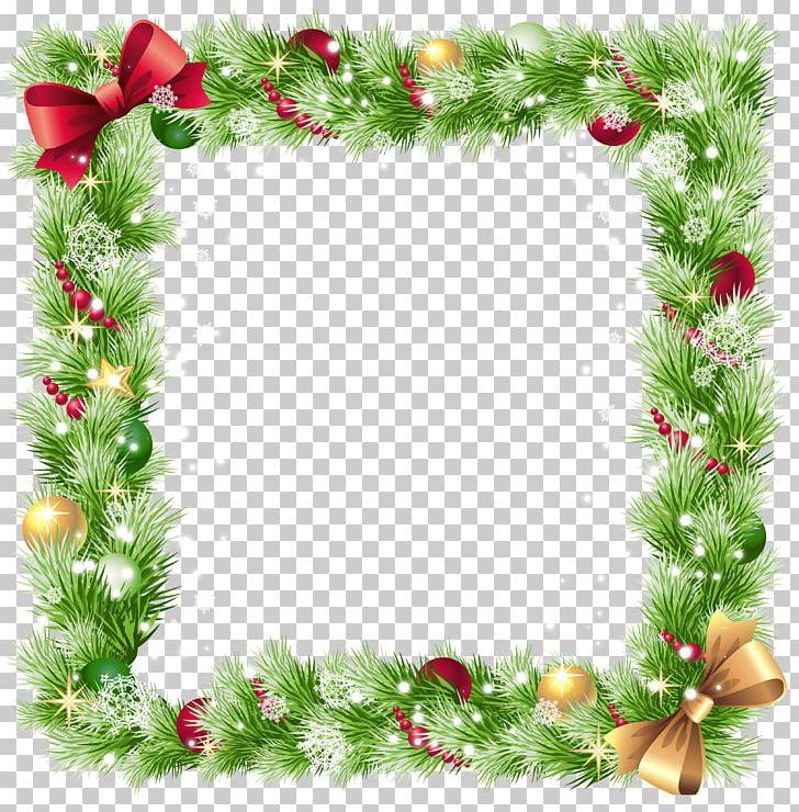 Borders And Frames Christmas Ornament PNG, Clipart, Borders And Frames, Branch, Christmas, Christmas And Holiday Season, Christmas Card Free PNG Download