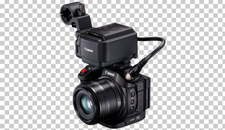 Canon XC15 Camcorder 4K Resolution Professional Video Camera PNG, Clipart, 4k Resolution, 1080p, Active Pixel Sensor, Camcorder, Camera Free PNG Download