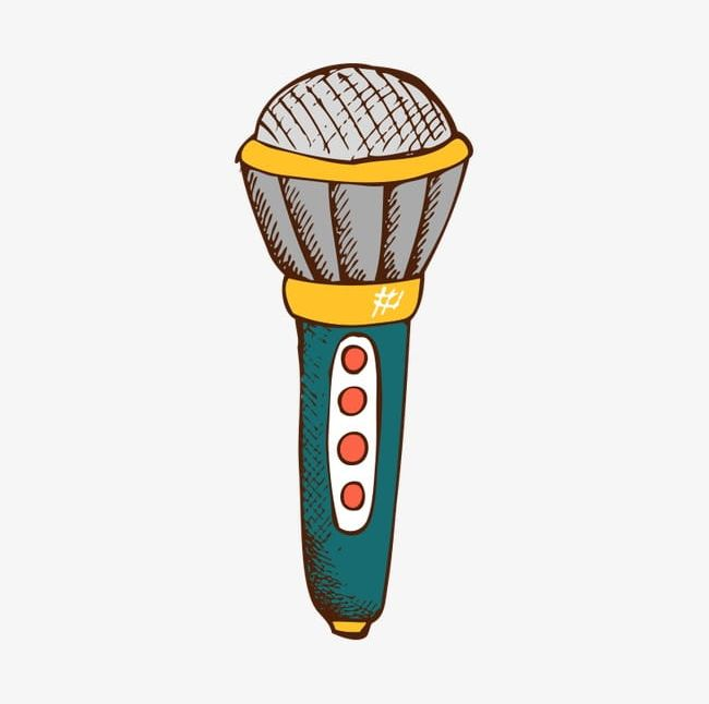 Microphone PNG, Clipart, Cartoon, Cartoon Microphone, Instruments, Ktv, Ktv Microphone Free PNG Download