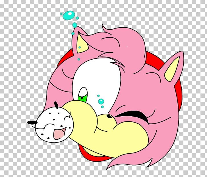 Amy Rose Sonic The Hedgehog 2 Fan Art Png Clipart Amy Rose Art Artwork Bathtub Cartoon