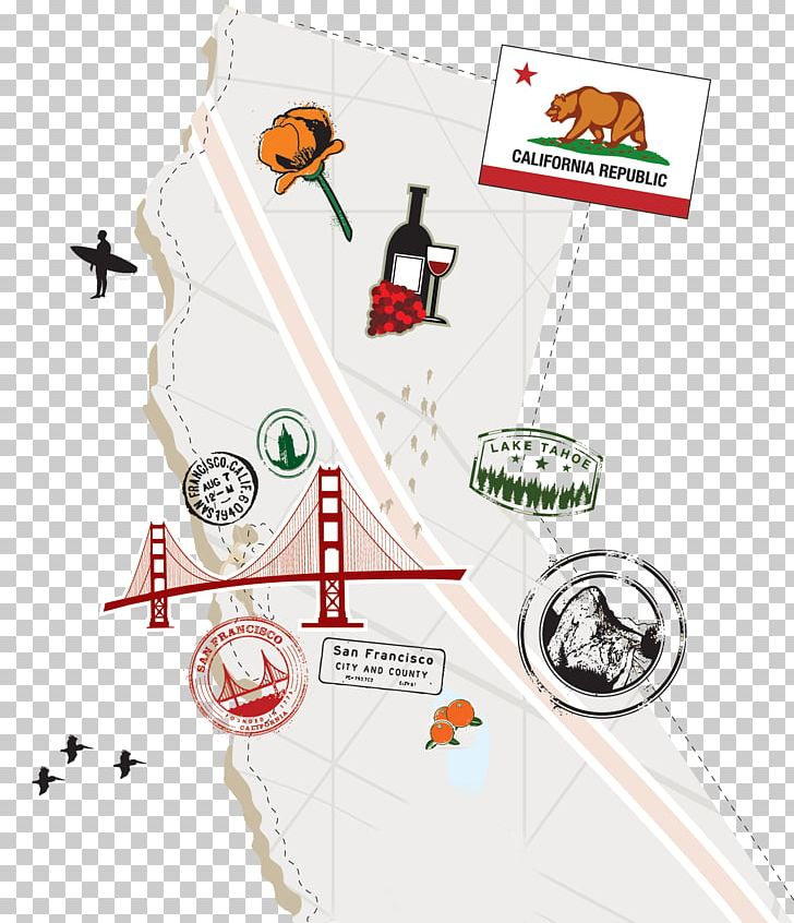 California drawing. Png clipart area art