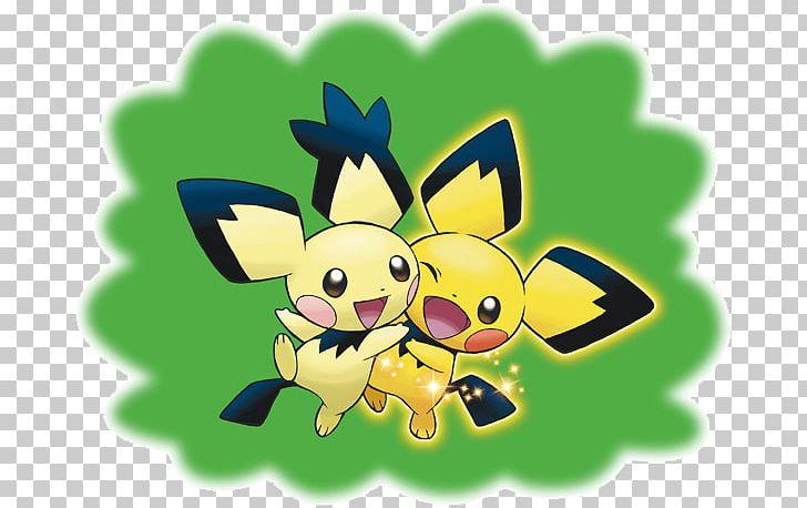 Pikachu Pokémon X And Y Raichu Pichu Png Clipart Art