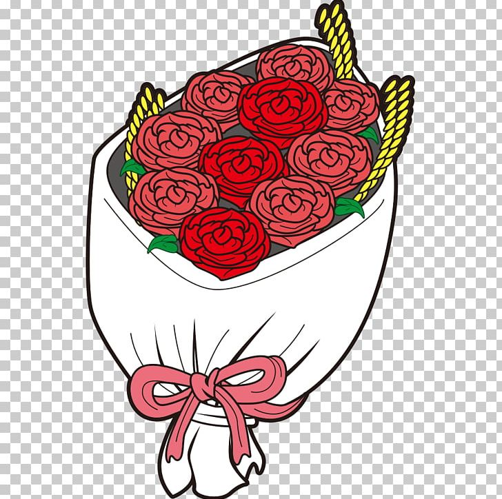 beach rose floral design red nosegay png, clipart, bouquet, decoration,  designer, diagram, drawing free png download