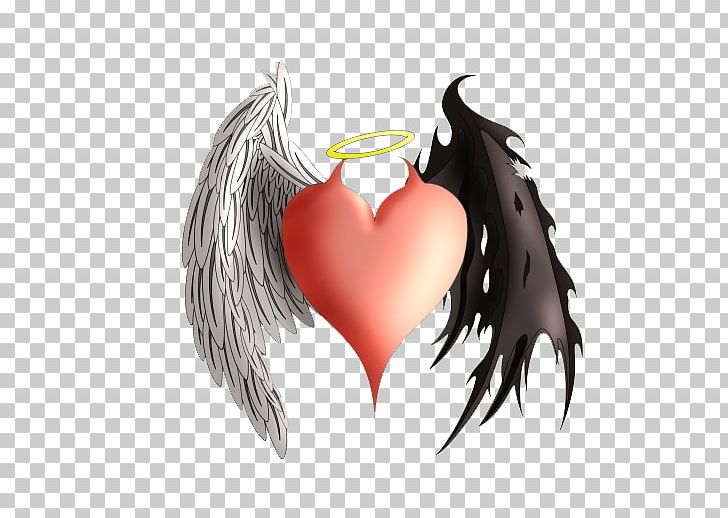 c6c7d1b263d0c Devil Angel Heart Demon Tattoo PNG, Clipart, Angel, Angels, Angels Wings,  Angel Vector, Angel Wing Free ...