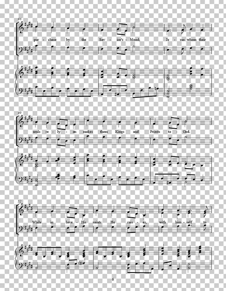 Sheet Music Musical Notation Piano Accompaniment PNG
