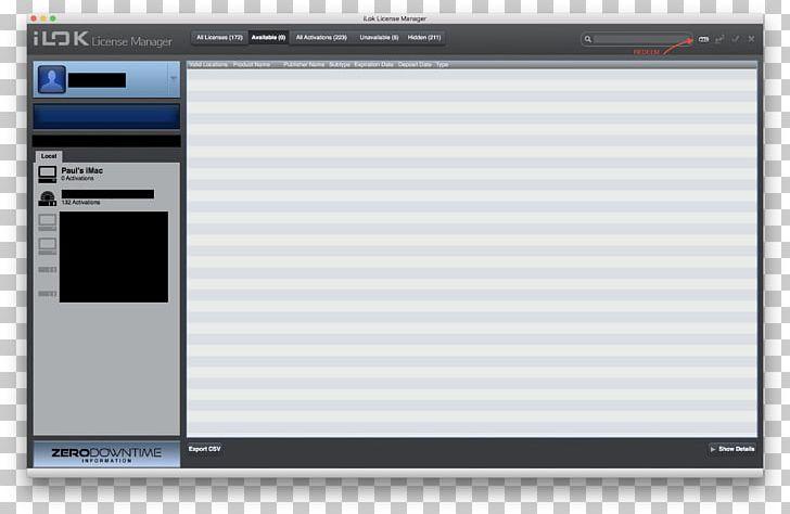 Computer Program ILok Computer Software Pro Tools Software