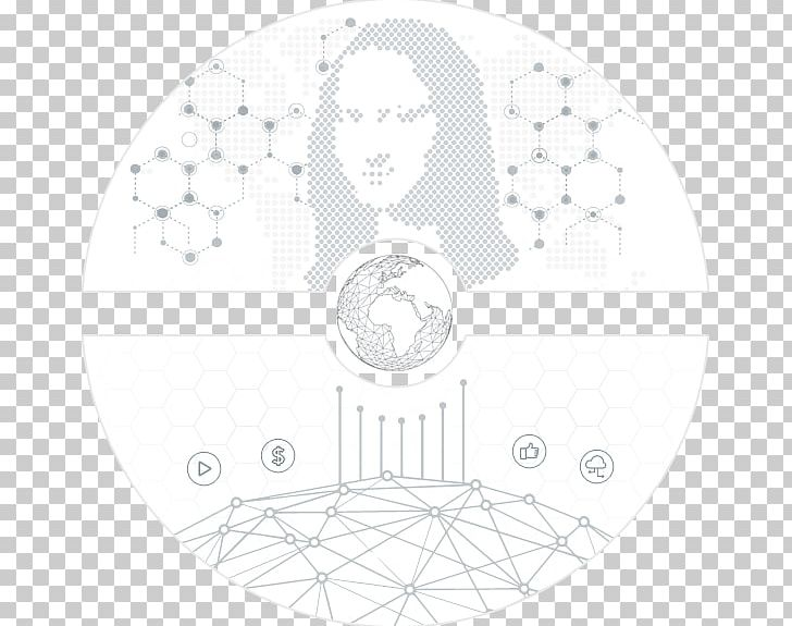 Circle Brand White Point PNG, Clipart, Area, Black And White, Brand, Circle, Diagram Free PNG Download