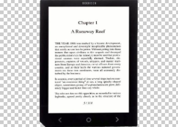 Kobo Glo Sony Reader Kobo Aura E-Readers Kobo EReader PNG